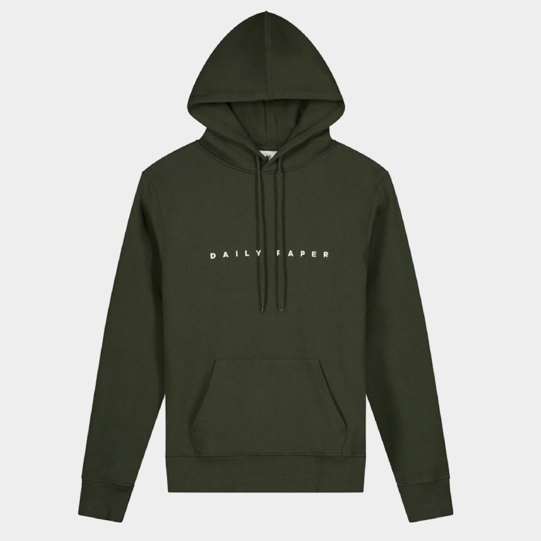 Daily Paper Forest Green Alias Hoody