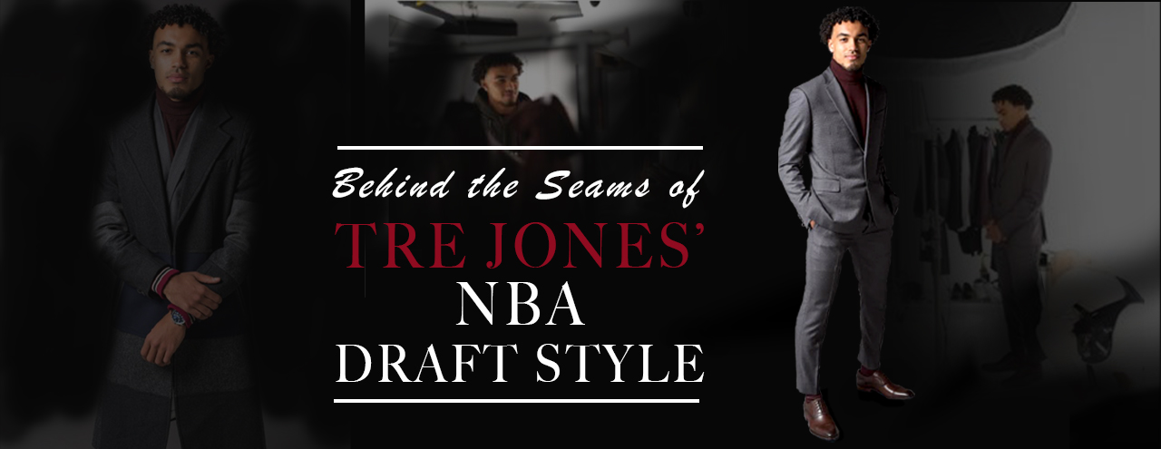 Tre Jones Fashion Style