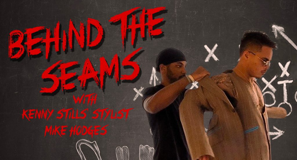 Behind the Seams with Kenny Stills' Stylist Mike Hodges