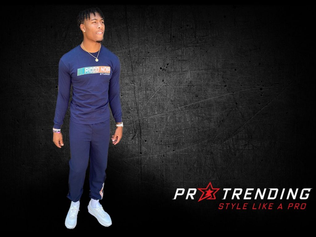 Isaiah Simmons NFL Fashion Style