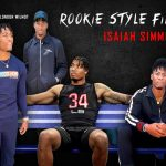 Rookie Style Files with Isaiah Simmons