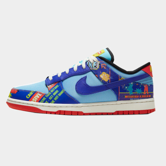 nike dunk low chinese new year firecracker (2021) (td)