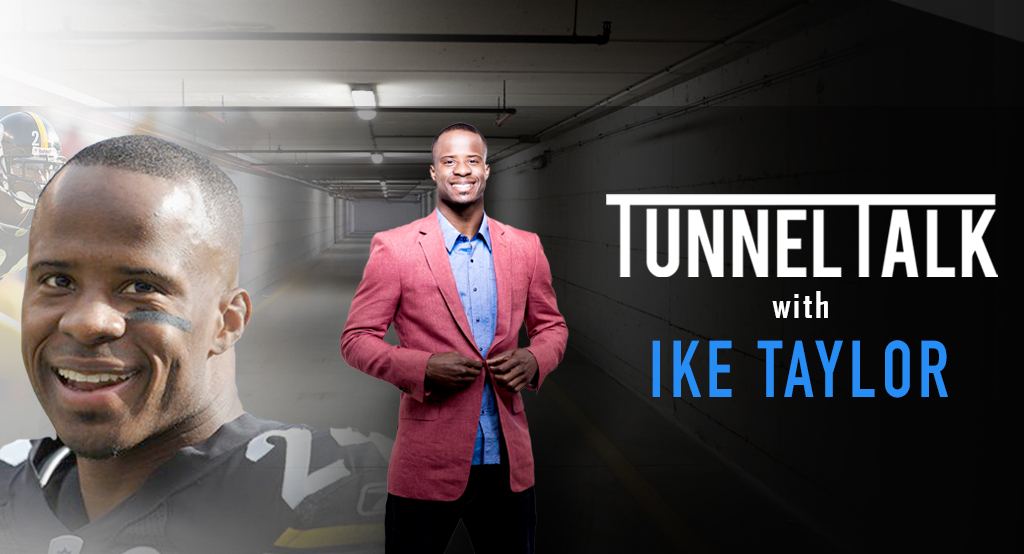 Tunnel Talk with Ike Taylor