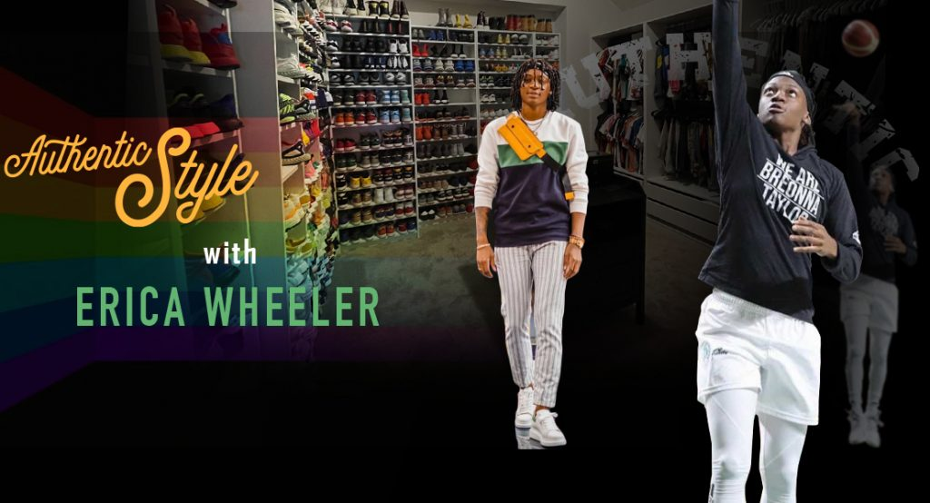 Authentic Style with Erica Wheeler