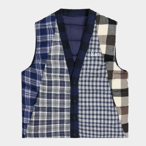 Kith Charlton Reversible Quilted Vest