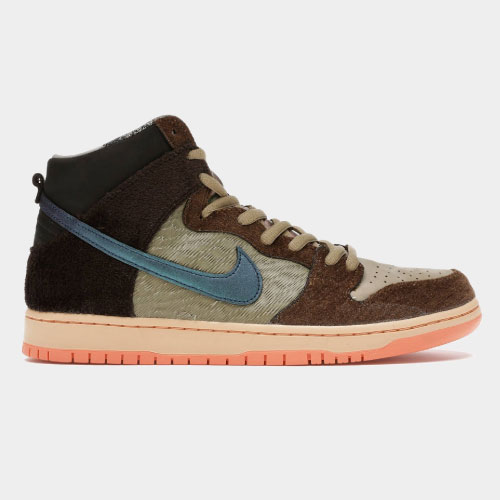 Nike x Concepts SB Dunk High sneakers