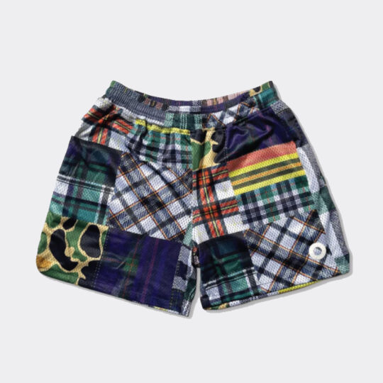 Trophy Hunting Game Changer Madras Shorts