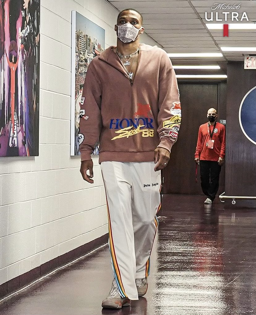 russell-westbrook-styling-his-honor-the-gift-brand-palm-angels-and-air-jordan-04-26-21
