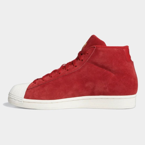 Pro Model Shoes Power Red