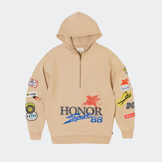 honor the gift pullover
