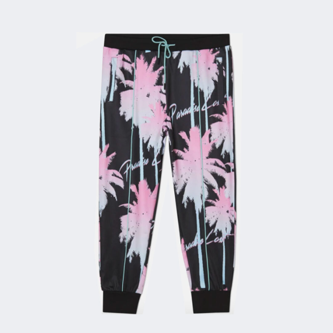 WESC paradise lost aop piped jogger