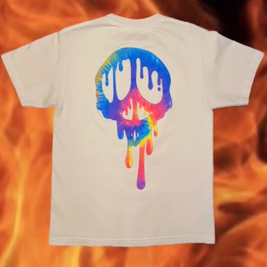 """Peace Takers Tee (Cream) """"Rest In Pieces Vol. I"""""""