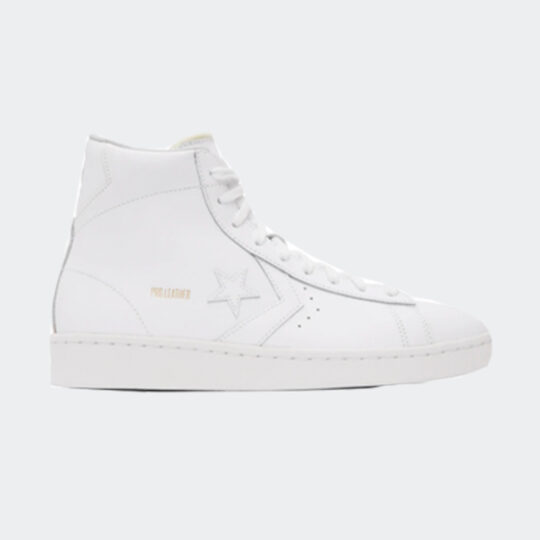 Converse pro leather high sneakers