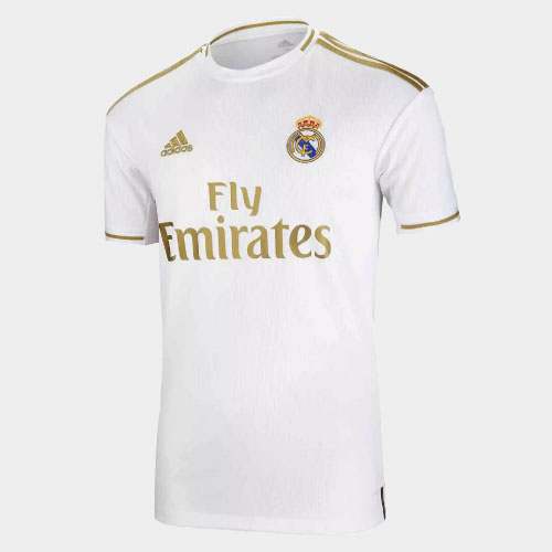 adidas Real Madrid 2019/20 Home jersey – White/Gold
