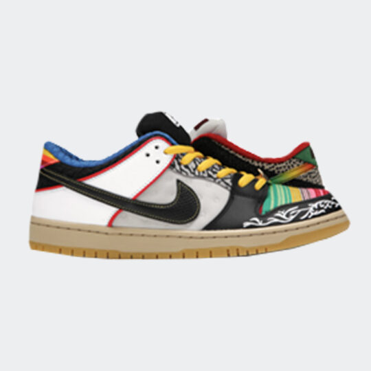 Nike Dunk Low what the paul sneaker