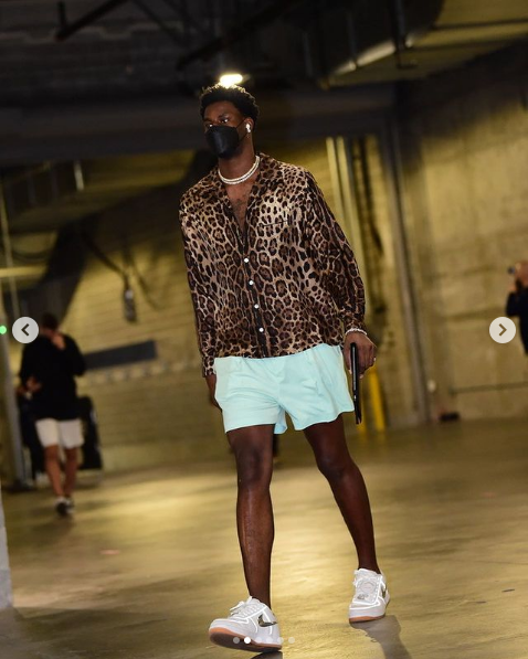 jaren-jackson-jr-arrives-in-dolce-gabbana-leapord-print-ahead-of-play-in-game-vs-golden-state-05-21-21