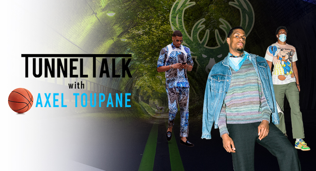 Tunnel Talk with Axel Toupane