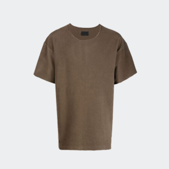 Fear of God round neck short-sleeved t-shirt