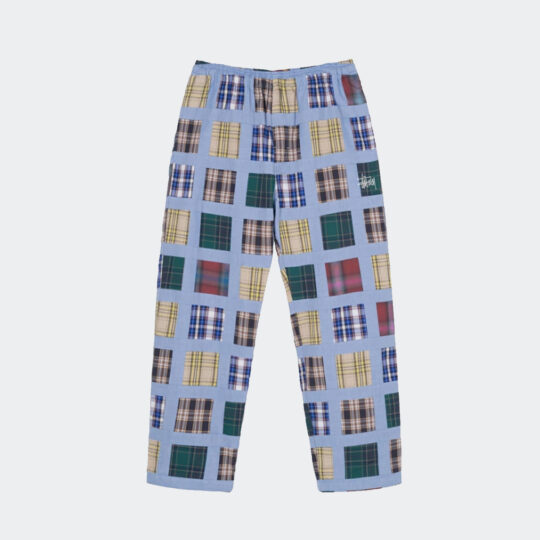 Stussy madra patchwork relaxed pant