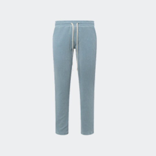 Christos the luxe trouser -sky
