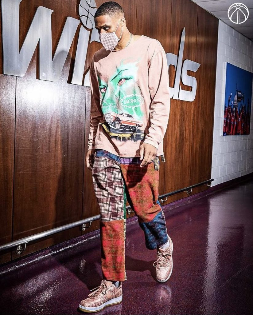 russell-westbrook-styling-bode-pants-and-nike-clot-air-force-1s-06-01-21