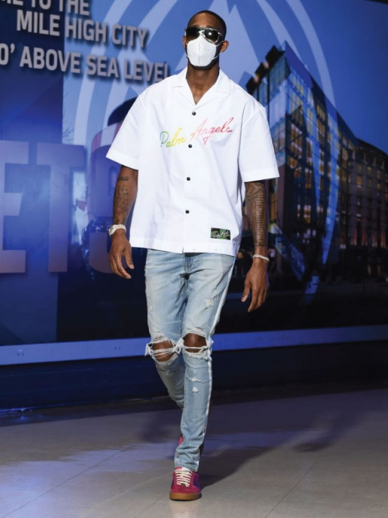 will-barton-arriving-for-game-3-vs-suns-06-18-21
