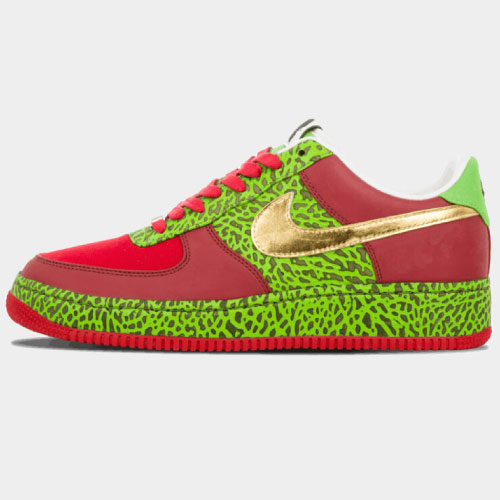 Nike Air Force 1 Low Supreme I/0 'Questlove' Shoes