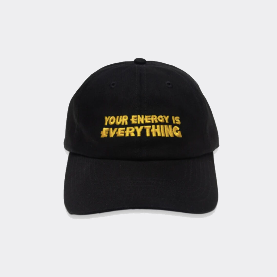 Les Patrons Your Energy Is Everything Curved Brim Hat