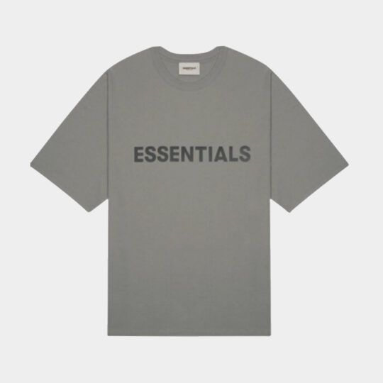 Fear of God Essentials Tee (Cement)