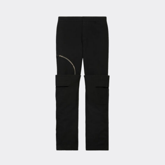 Givenchy Layered Effet Pants in Gabardine