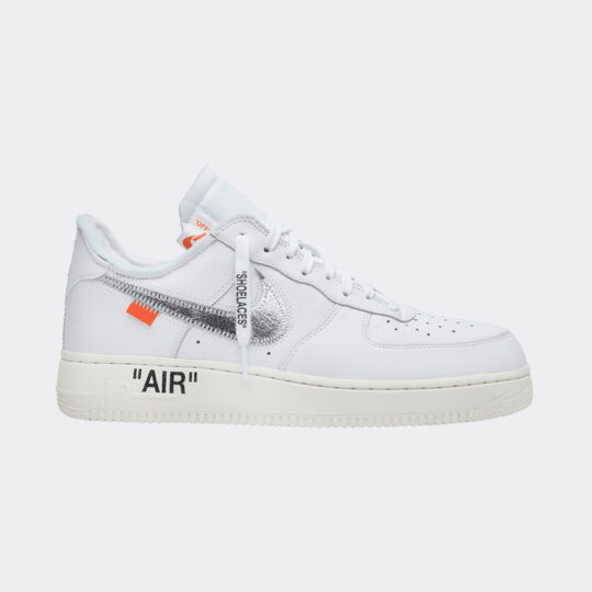 Nike x Off White Air Force 1 Low Sneaker