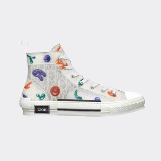 Dior and Kenny Scharf B23 High-Top Sneaker