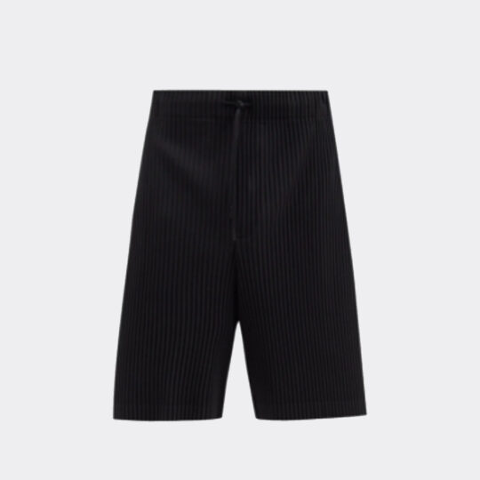 Homme Plisse Issey Miyake Technical-Pleated Shorts