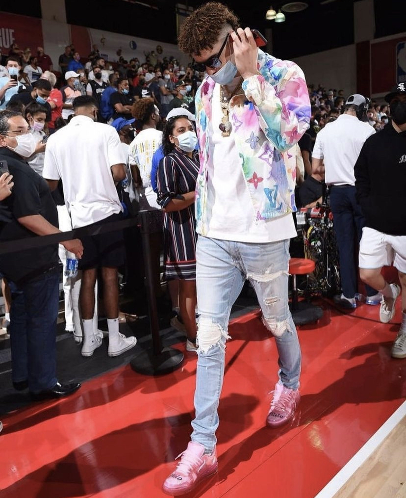 lamelo-ball-supporting-his-brother-gelo-at-nba-summer-league-in-vegas