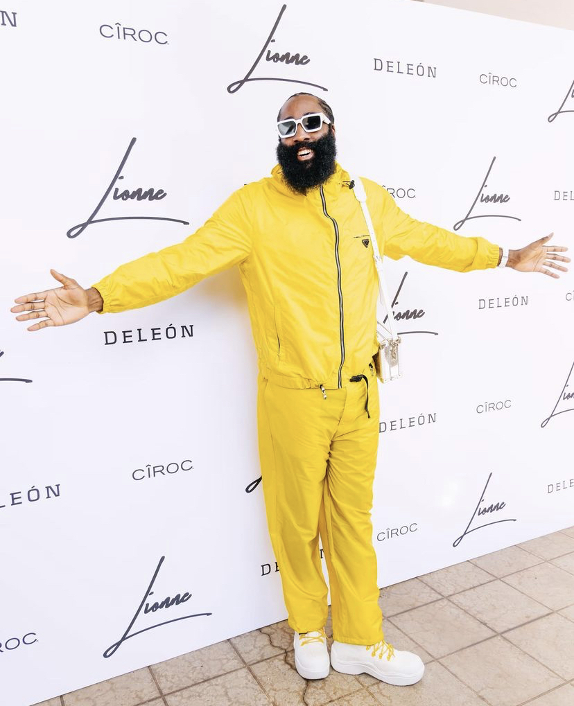 james-harden-at-lionne-clothing-fw21-runway-show-in-prada
