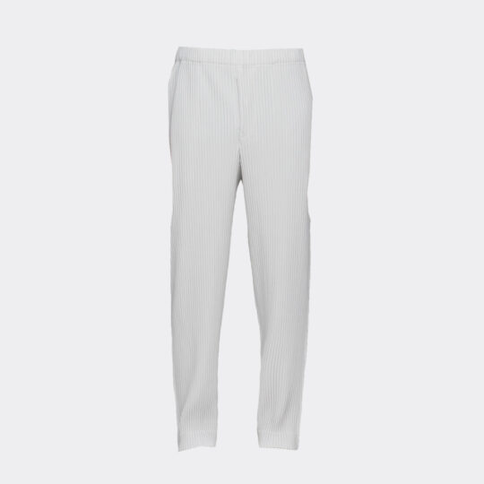 Homme Plisse Issey Miyake Grey Monthly Color June Trousers