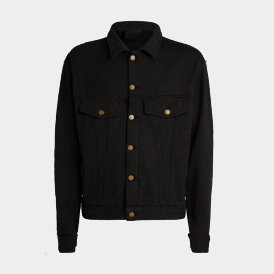 Fear of God French Terry Trucker Jacket