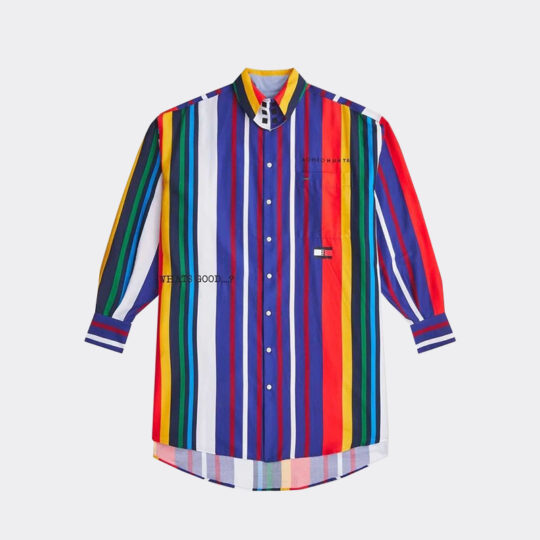 Tommy Hilfiger x Romeo Hunte Dual Gender Over-Sized Shirt