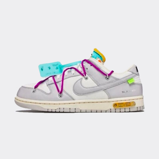 Nike x Off-White Dunk Low 'Lot 26 of 50' Sneaker